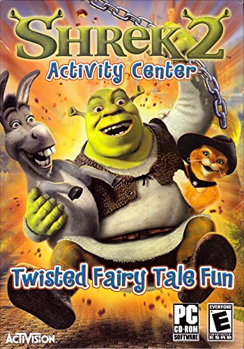 Shrek 2 Activity Center - PC
