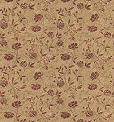 Brewster 425-6069 Heart Of The Country Iii Wallpaper, 20.5-inch X 396-inch, Metallics