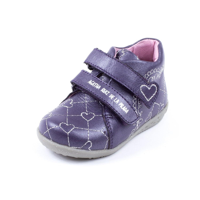 21173394a2d0b Agatha Ruiz de la Prada Bottines Fille violet 131911A