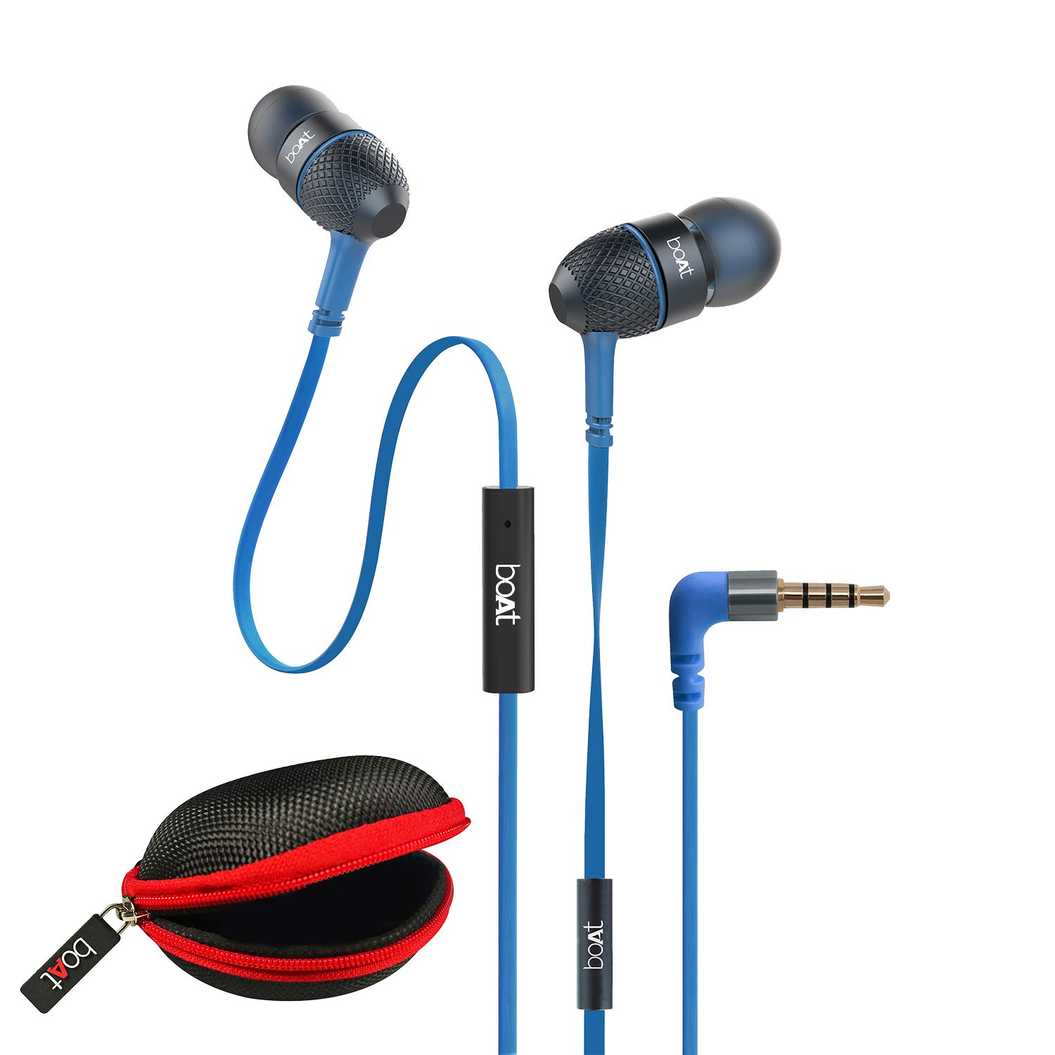 boAt BassHeads 225 Special Edition in-Ear Headphones with