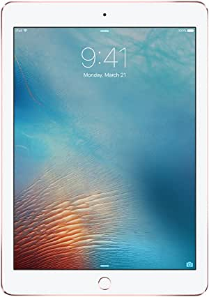 iPad Pro 9.7-inch  (32GB, Wi-Fi,  Rose Gold) 2016 Model