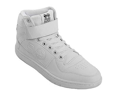 Crosshatch - Chaussures De Course Pour Homme Noir Ou Gris, Couleur, Taille 11 Eur 45 Eur
