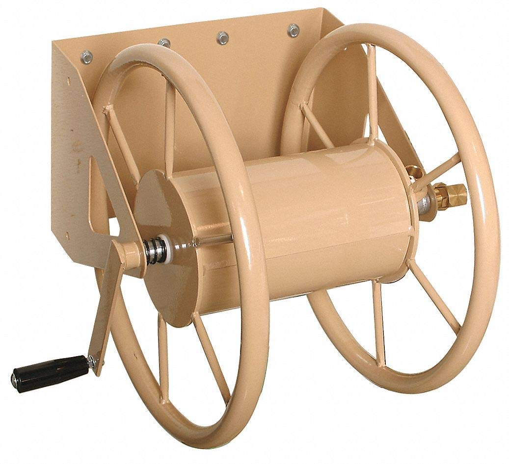 Liberty Wall Mount Hose Reel, Steel, 15-1/2 in.