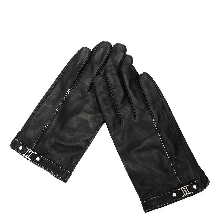 AmDxD Damen Winterhandschuhe Sports Radfahren Jagd Sporthandschuhe mit Touchscreen Funktion Schwarz Handschuhe Größe Groß A184