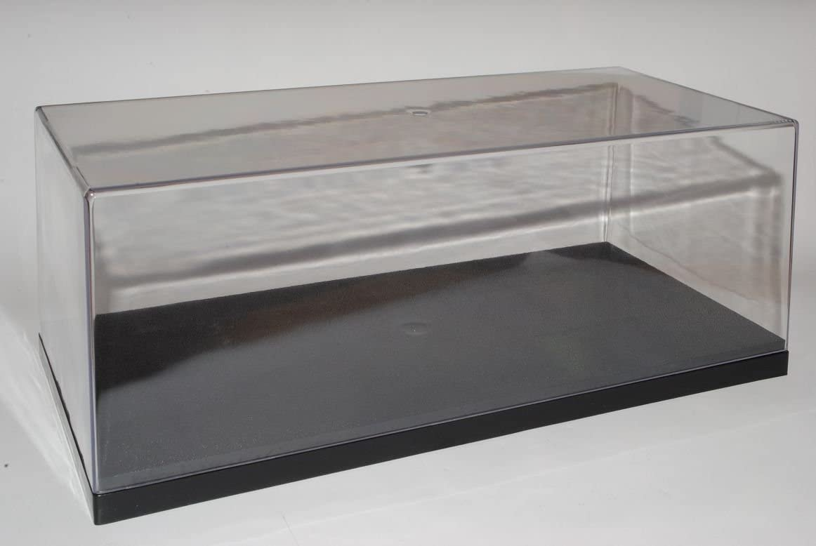Große 56cm L Acryl Vitrine Plexiglas Display Case  Modellautos 1:18 1:24 1:25 DE