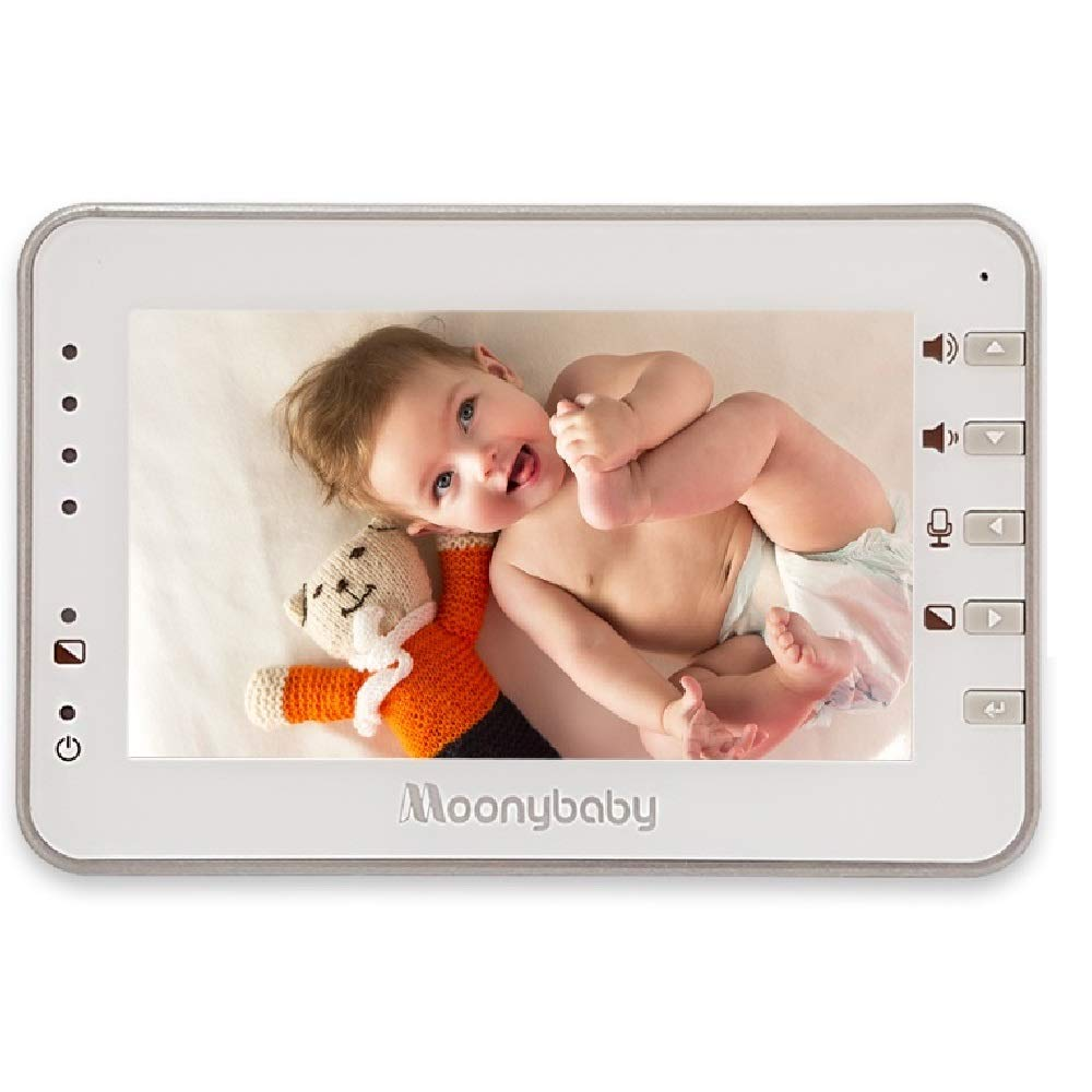 Moonybaby Replacement Monitor for MB55933 and MB55933-2T. 4.3 Inches Monitor Unit