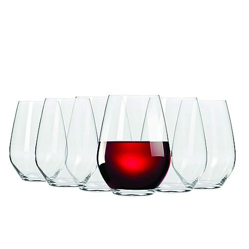 Maxwell Williams Vino Stemless Red Wine 540 ml (Set of 6)