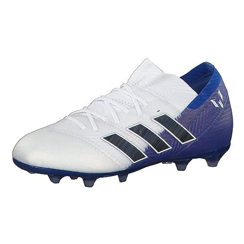 b7169b96aed2 adidas Unisex Kids  Nemeziz Messi 18.1 Fg J Football Boots  Amazon ...
