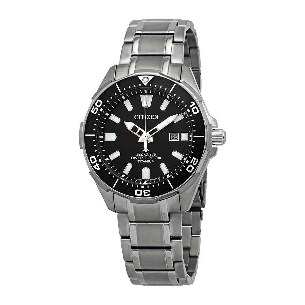 Citizen Watches Men's BN0200-56E Eco-Drive Silver Tone One Size by Citizen