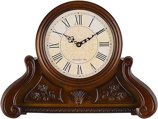 A hoy Reloj de sobremesa Relojes de mesa vintage Decoración de ...