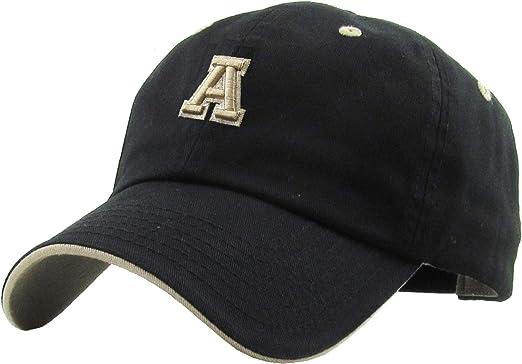 Q Initial Baseball Cap Adjustable Custom Print Colour Text Hat Alphabet Letter