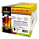 Brewer's Best B06W9G6Y14 FBA_Does Not Apply Home Brew Beer Ingredient Kit-5 Gallon (Peanut Butter Brown)
