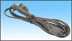 PlatinumPower AC Power Cable Cord Plug for Sears Kenmore Sewing Machine 385.19xxx Series
