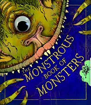 book cover of The Monstrous Book of Monsters