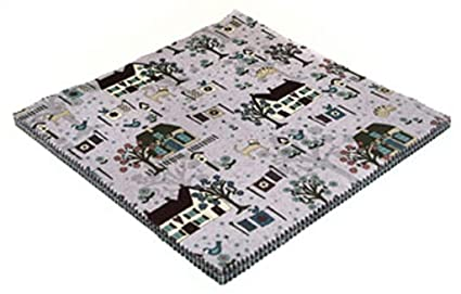 Amazon Com Lynette Anderson Quilters Garden Patty Layer Cake 40