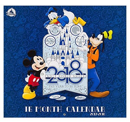 walt disney world calendar - 1