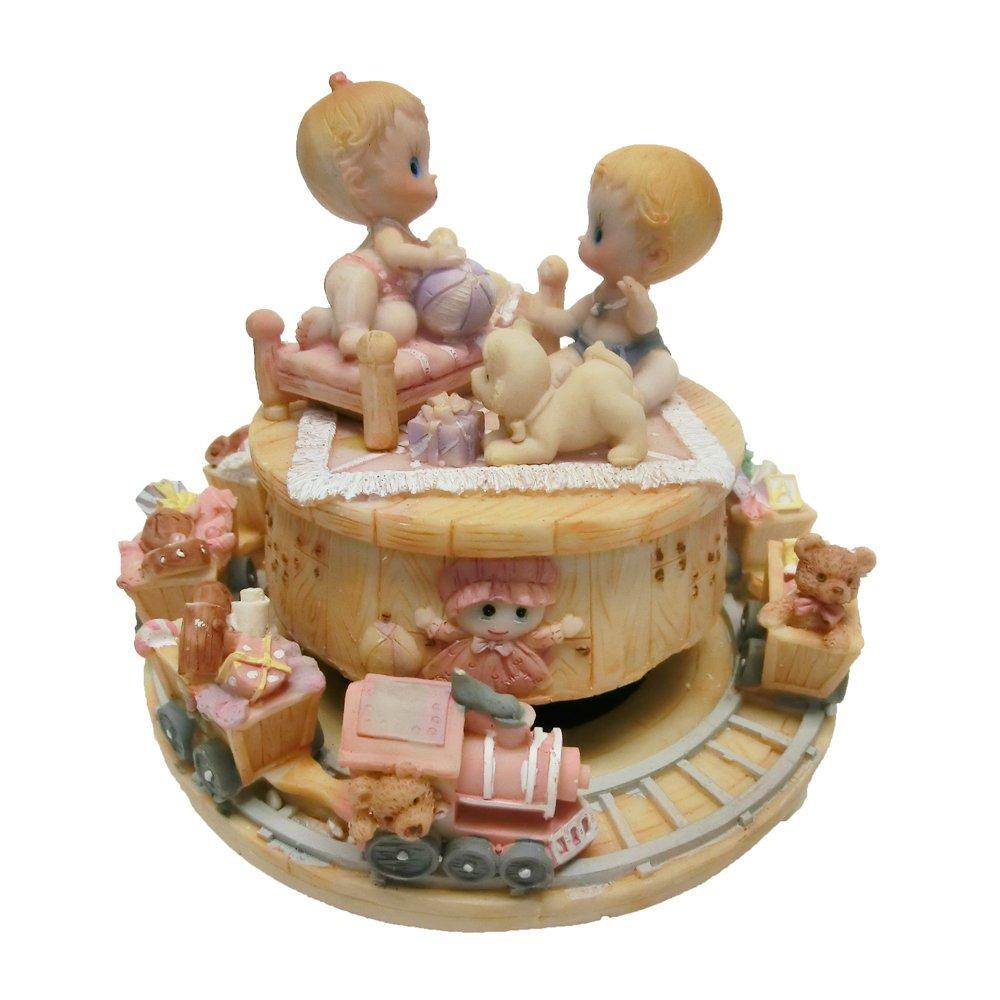 最安値級価格 Baby(boygirl)オルゴール 汽車犬 B01G8526NO, オリジナル照明屋HOM:45b4fbcd --- arcego.dominiotemporario.com