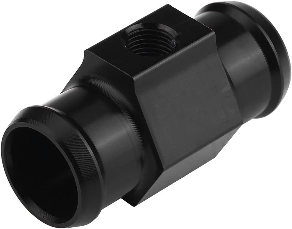 18mm Motorcycle Water Temp Adapter,Motorcycle Water Temperature Joint Pipe Hose Sensor Gauge Adapter