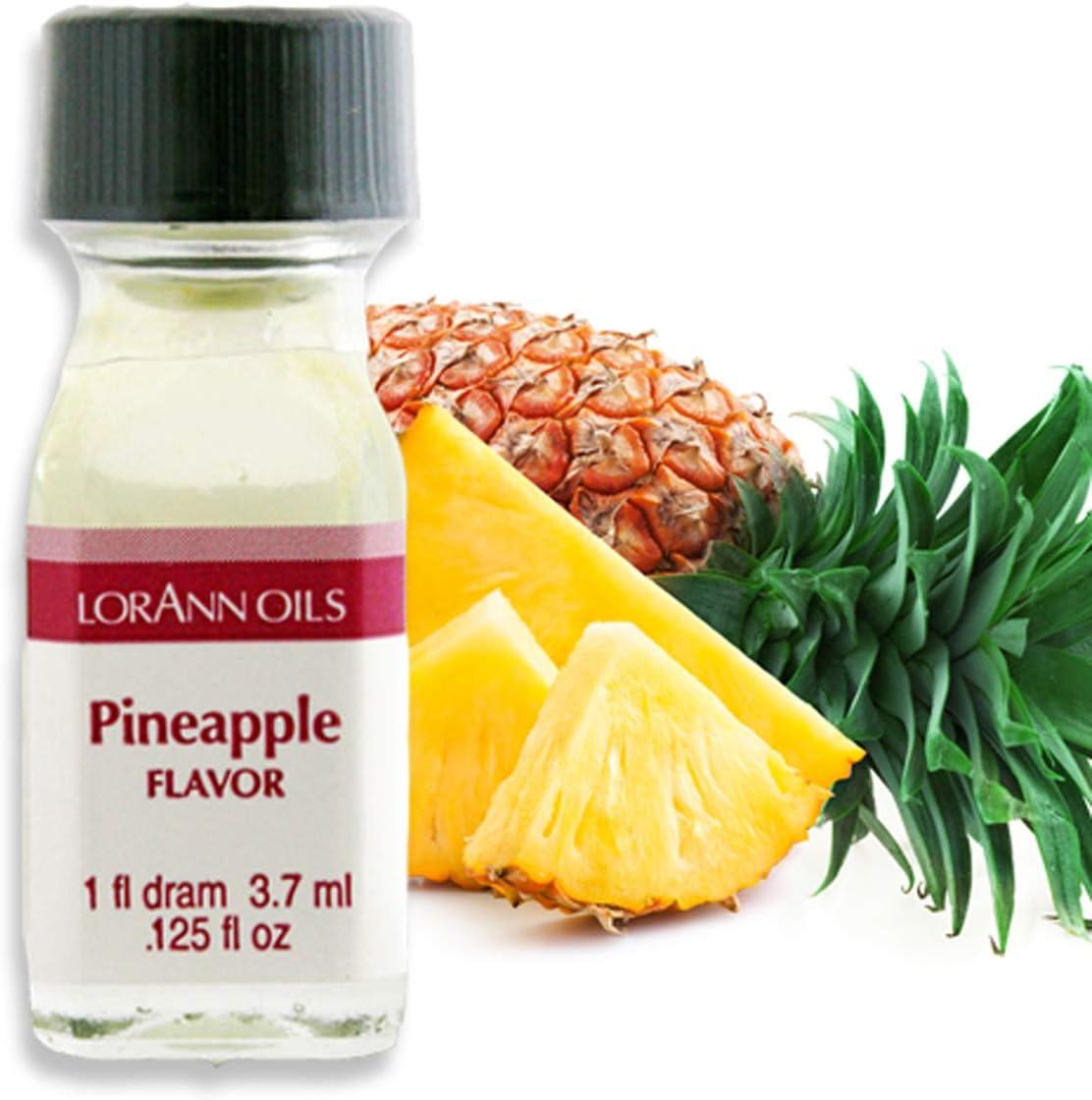 Lorann Oils Pineapple Flavoring, 1 Dram