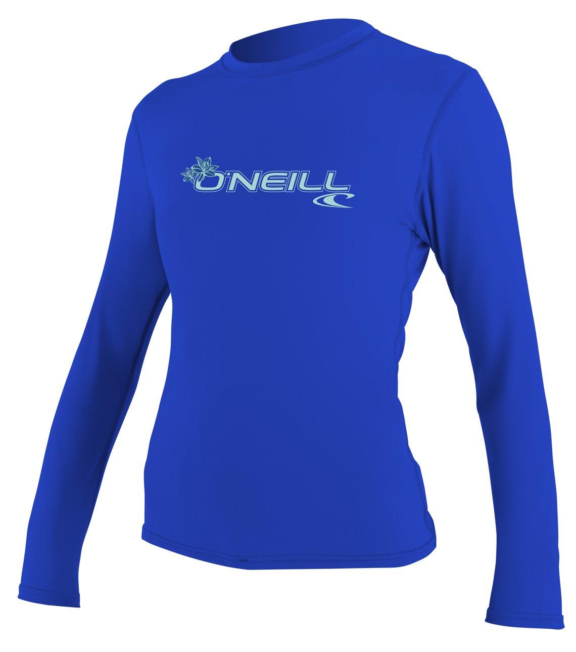 O'Neill Wetsuits Women's UV Sun Basic Skins Long