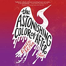 The Astonishing Color of After Audiobook by Emily X.R. Pan Narrated by Stephanie Hsu
