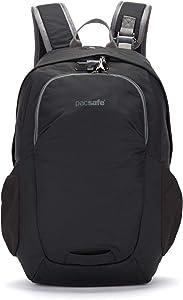 "Pacsafe Venturesafe G3 15L Anti-Theft Daypack - Fits 15"" Laptop, Black"