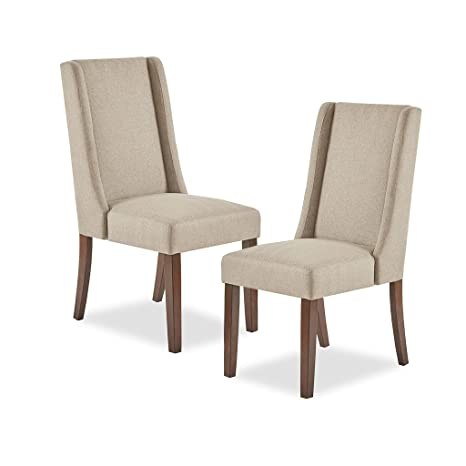 Pleasing Madison Park Fpf20 0384 Brody Dining Chair See Below Below Taupe Gmtry Best Dining Table And Chair Ideas Images Gmtryco