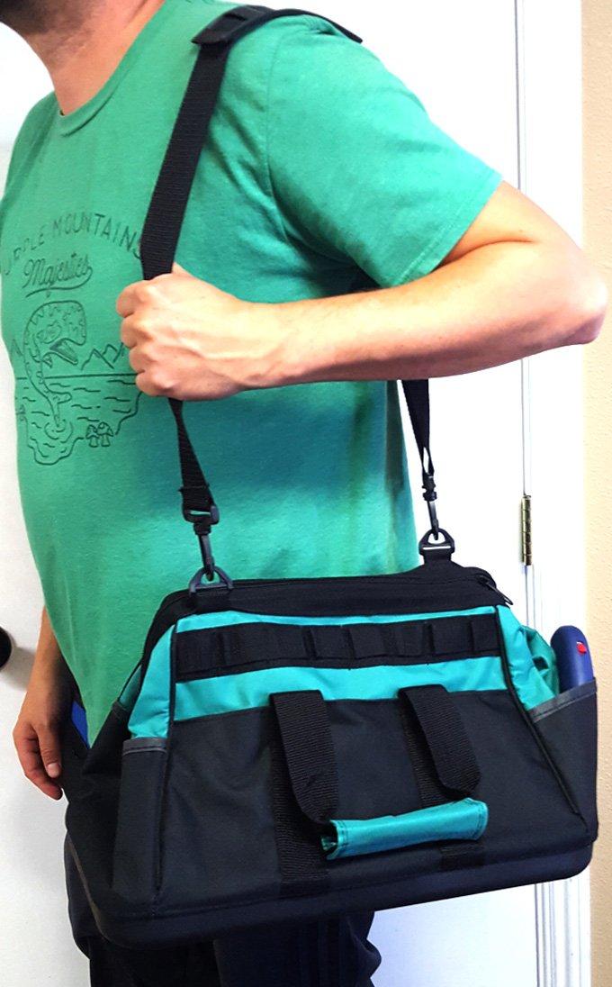 Tool Bag (Green And Black)