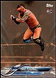 2018 Topps WWE Then Now Forever Bronze Wrestling