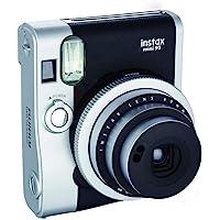 Câmera Instantânea, Fujifilm, INSTAXMINI90-P, Preta