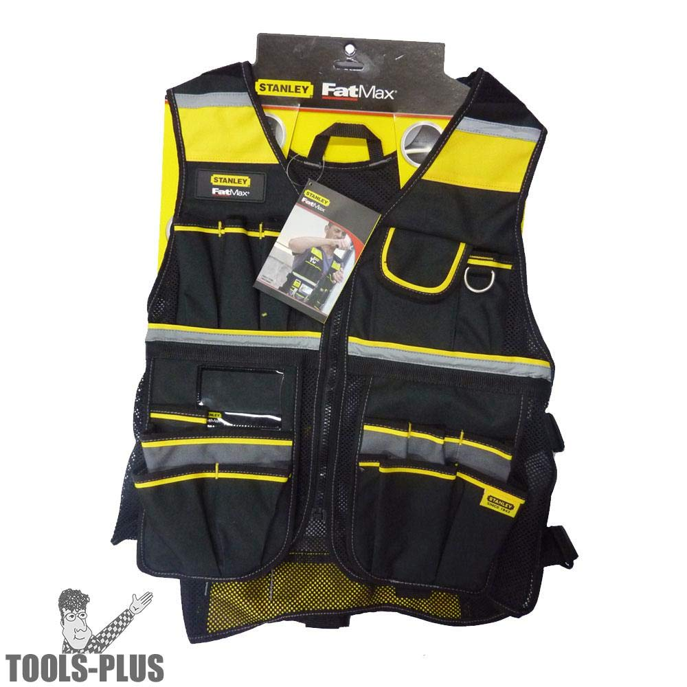 Stanley FMST530201 Fatmax Tool Vest by Stanley