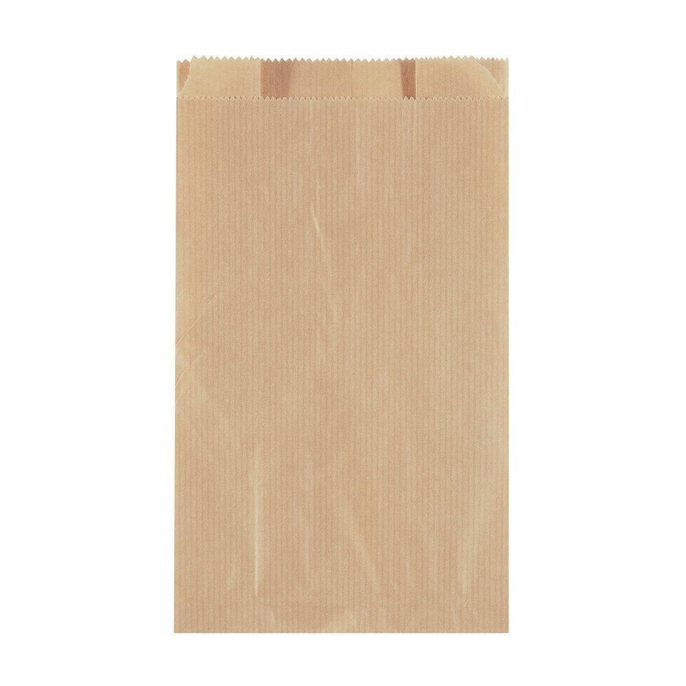 Lot de 1000 Sacs sachet en Papier Kraft Brun pour Bijoux Fruit Légumes 28 cm x 14 cm x 9 cm