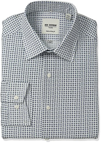 ben-sherman-mens-slim-fit-mini-paisley-print-spread-collar-dress-shirt-blue-black-155-neck-32-33-sle