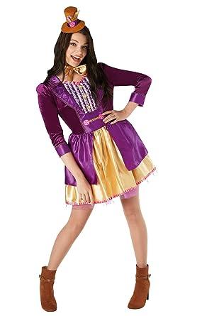 wonka adult Willy costume