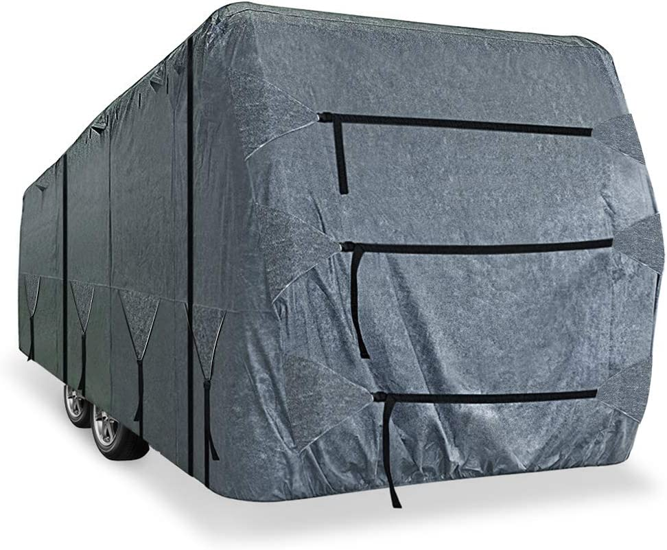 King Bird Extra-Thick Trailer RV Cover