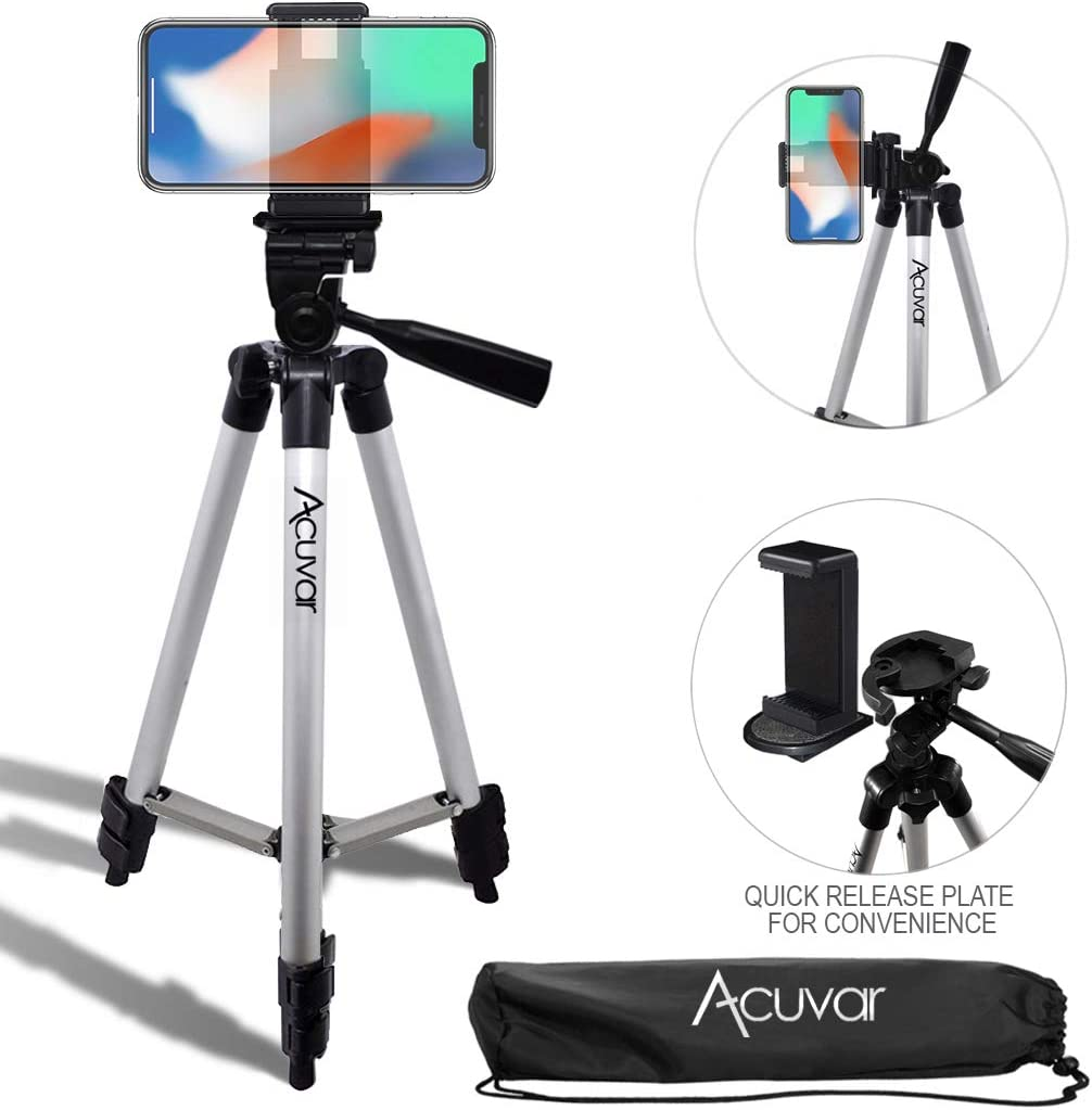 Top 10 Best Camera Tripod Reviews in 2020 9