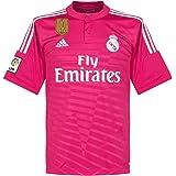 adidas Real Madrid Away Camiseta de 20142015Incluye Mundo Club Campeones Parche
