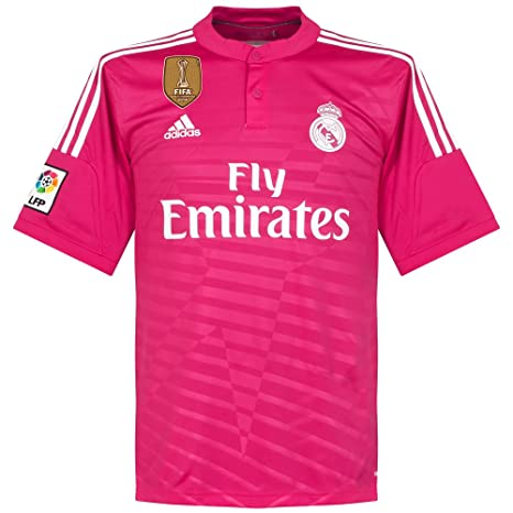 Camiseta alternativa del Real Madrid de 2014 2015 ae2daab3896d6