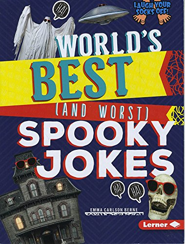 World's Best (and Worst) Spooky Jokes (Laugh Your