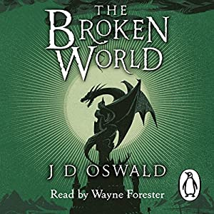 The Broken World Audiobook