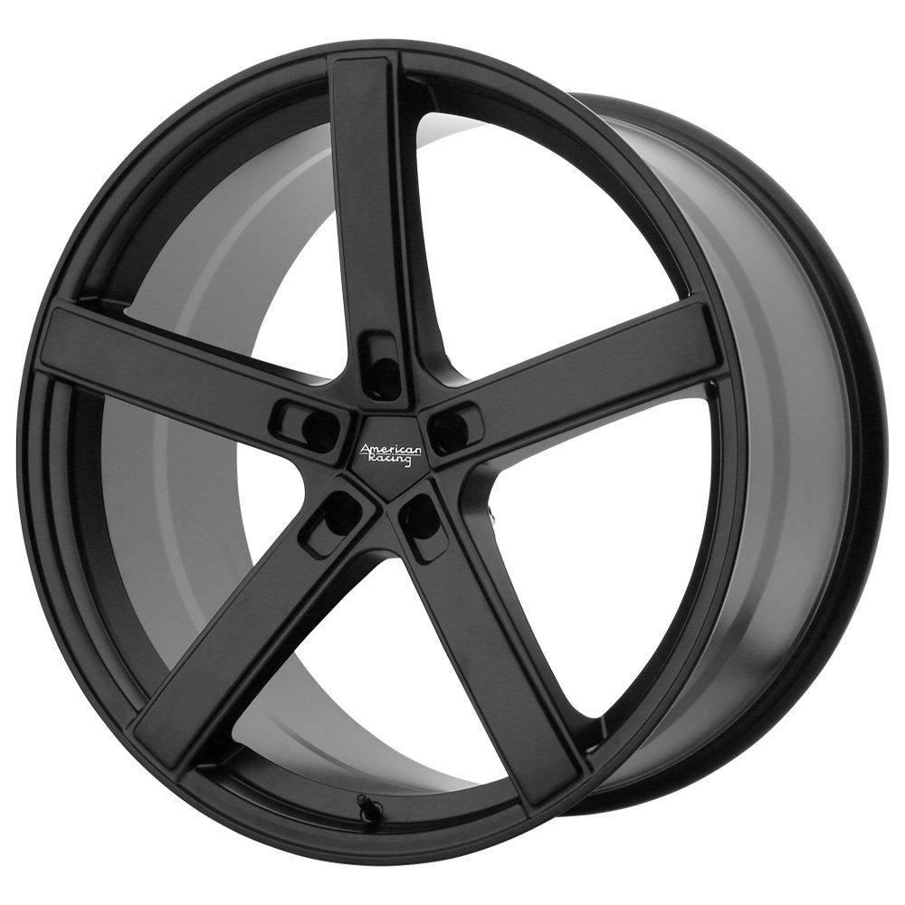 American Racing AR920 Blockhead 19x9 5x114.3 +35mm Satin Black Wheel Rim