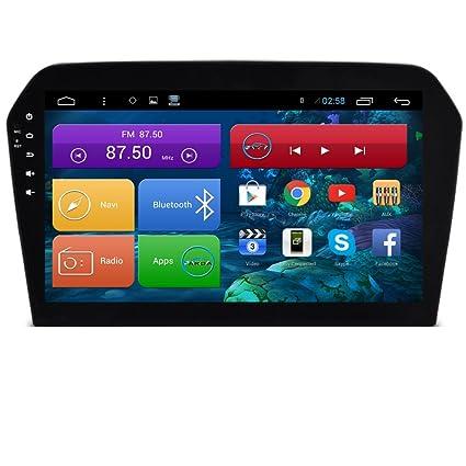 topnavi [10.1inch última Android 6.0 EN Dash coche GPS ...