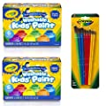 Crayola Washable Kid's Paint (6 count) from Crayola