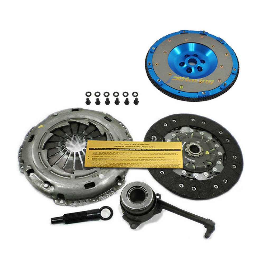 LuK Kit de embrague y T6 volante Audi TT Quattro VW Jetta Golf Beetle S 1.8L 6-spd: Amazon.es: Coche y moto