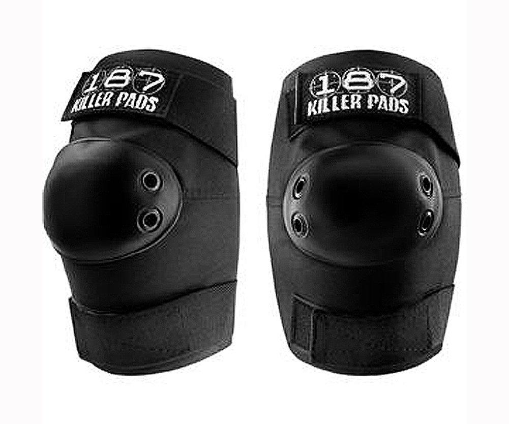 187 Killer Pads Elbow Pads – Black – Medium
