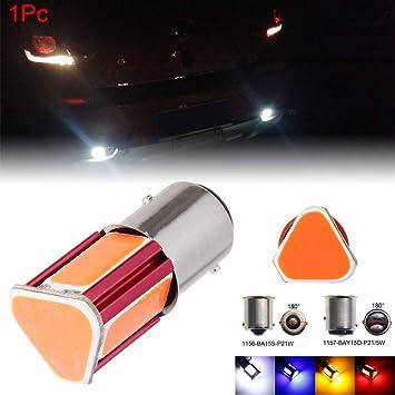 COB Parking DC12V 1157 BAY15D Brake Light Turn Signal Lamp Car Tail Stop Bulb