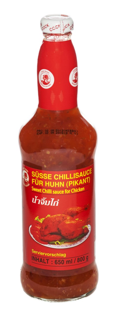 Cock Brand Sweet Chili Sauce For Chicken 28 21 Oz Amazon Com Grocery Gourmet Food