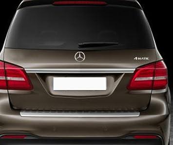 Letras y emblema para la maletera Mercedes 4MATIC, cromo para la maletera A2208171015