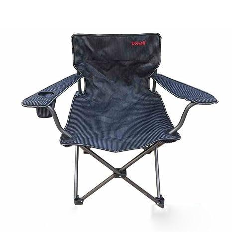 CAOYU Sillones de Aluminio, sillas Plegables, sillas de ...