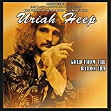 URIAH HEEP - GOLD FROM THE BYRON ERA: LIMITED EDITION HAND NUMBERED LUMINOUS VINYL